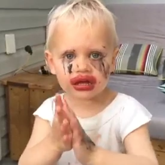 Video of Funny Kid Makeup Fails | I Kid You Not