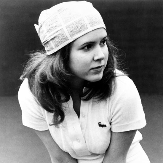 Carrie Fisher's Movie Roles