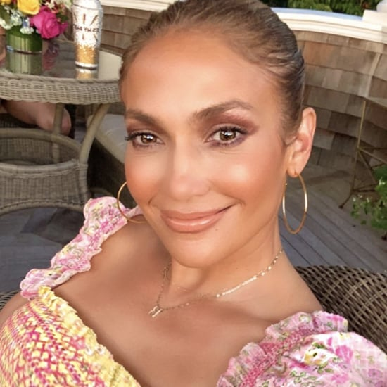 Jennifer Lopez Announced New Skin-Care Line: JLo Beauty