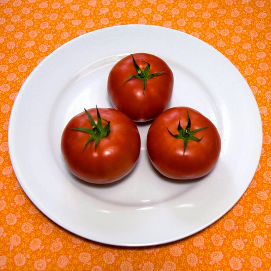 What 100 Calories Really Look Like: Summer Veg