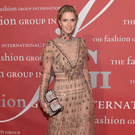 Nicky Hilton Valentino Dress Oct. 2016