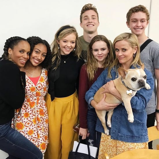 Pictures of the Little Fires Everywhere Cast Hanging Out