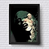 Lady Gaga American Horror Story Wall Art ($12)