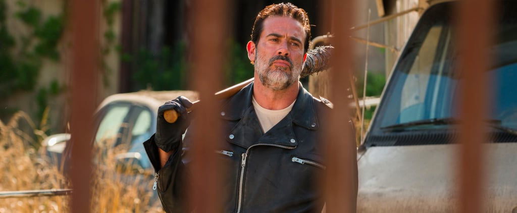 The Walking Dead: Season 7 Pictures Show Negan in the Cold Light of Day