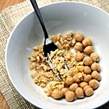 Mash Beans Into Oarmeal