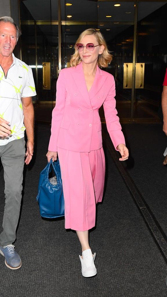 Cate Blanchett Wearing Akris