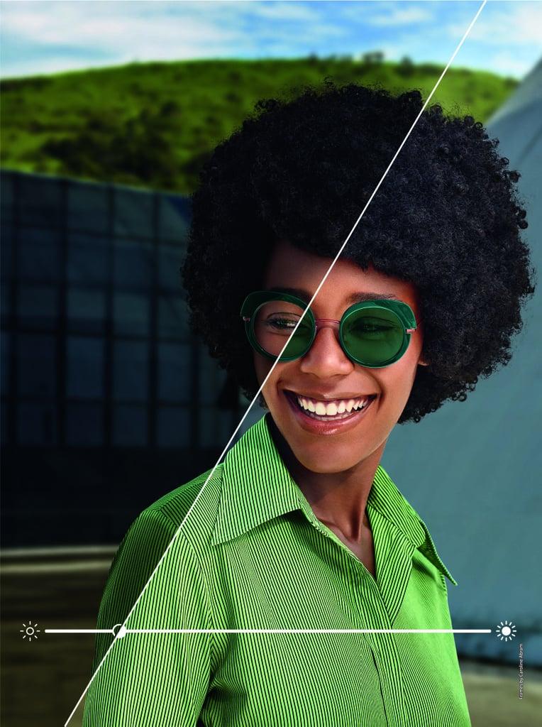 <i>Transitions</i> in Emerald Lens