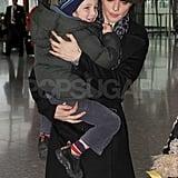 Rachel Weisz and Daniel Craig Take Off Following a Romantic Holiday in England
