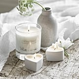 The White Company White Lavender Signature Candle