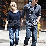 Pregnant Reese Witherspoon got lunch in LA with Jim Toth.