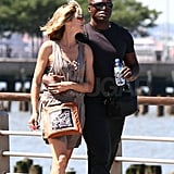 Pictures of Heidi and Seal