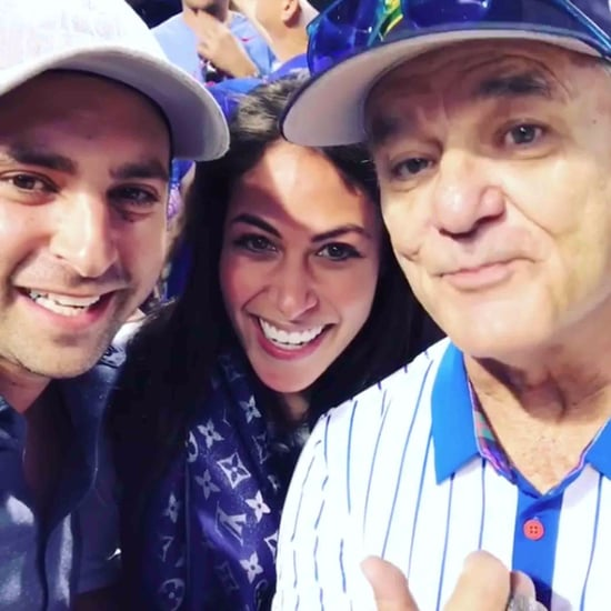 Bill Murray in Couple's Pregnancy Announcement