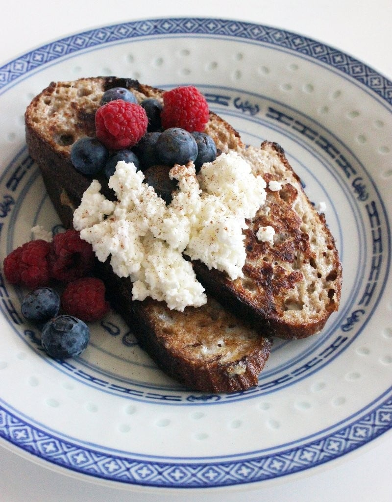 Recipes For Healthy Breakfast
