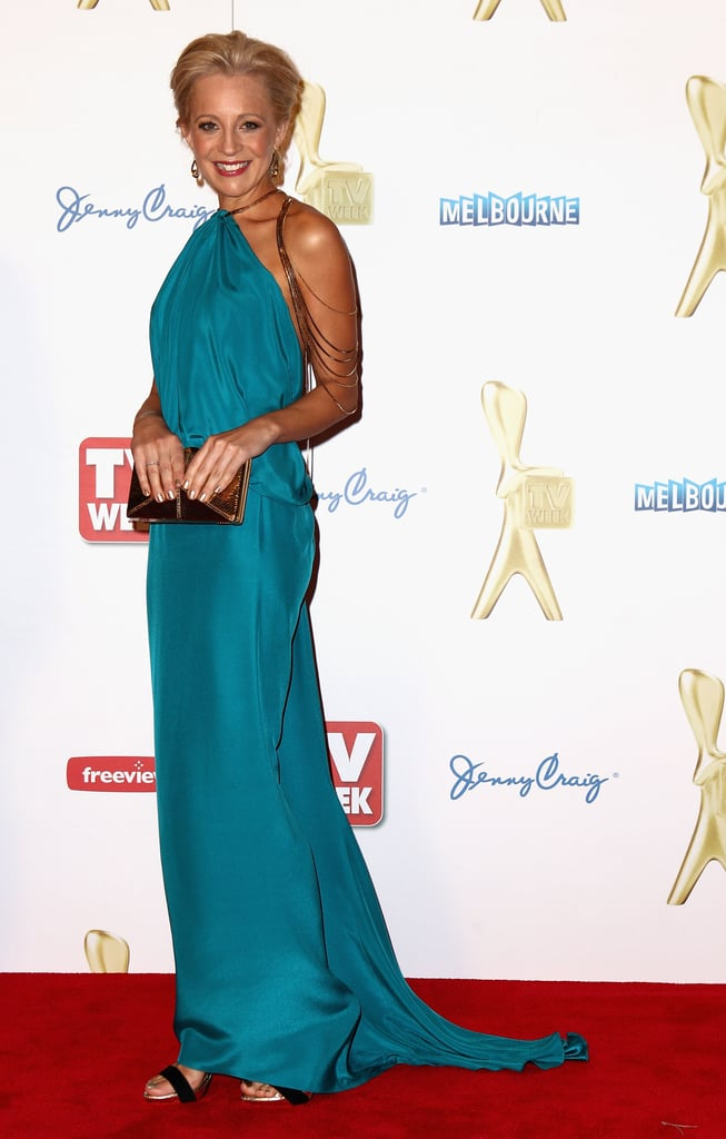 2011: Carrie Bickmore