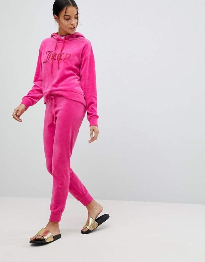 Juicy Couture Black Label Velour Tracksuit | Best ...