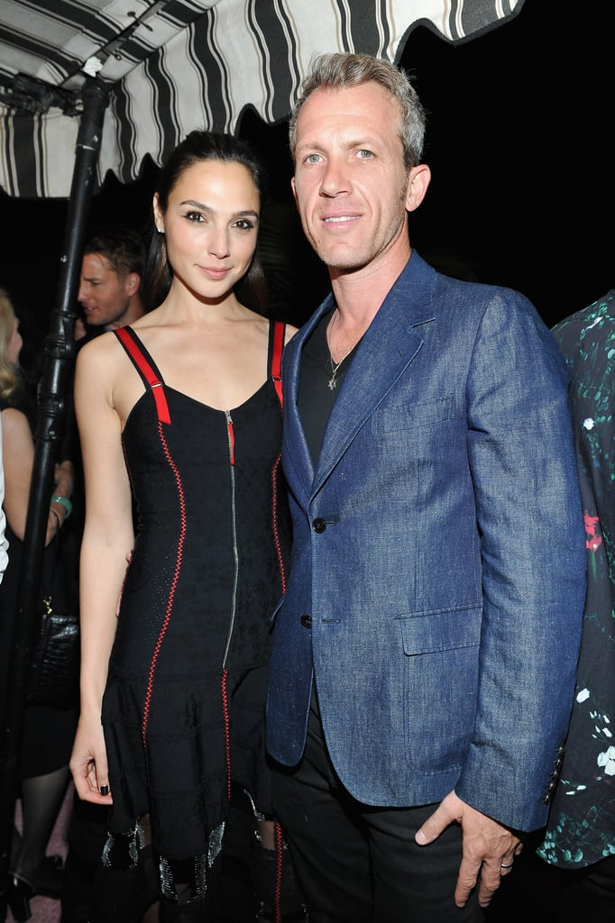 Gal Gadot and husband Yaron Versano arrived in style when they attended W magazine's pre-Golden Globes event in LA on Thursday night. The couple, who wed back in September 2008, looked stunning as they posed for pictures inside the star-studded bash, which also brought out Emilia Clarke, Salma Hayek, and James Franco. Gal kept things sexy in a black dress, while her other half wore a denim sport coat. Even though Wonder Woman isn't up for any Golden Globes this year, Gal will be one of the presenters on hand and will also be one of the many women wearing black as a symbol of protest against sexual harassment. We can't wait to see her at the ceremony on Sunday!       Related:                                                                                                           Who Has Gal Gadot Dated? It's a (Very) Short List