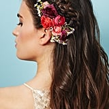 The Hairstyle: Side-Swept Waves With an Accent Braid