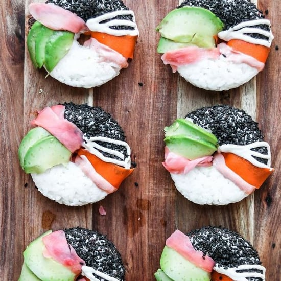What are Sushi Doughnuts?
