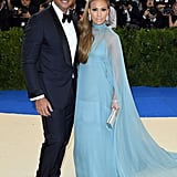 Jennifer Lopez and Alex Rodriguez at the Met Ball
