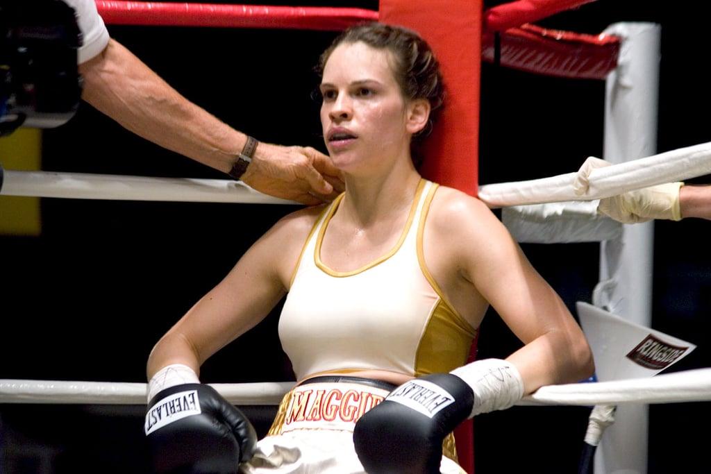 Sandra Bullock in Million Dollar Baby