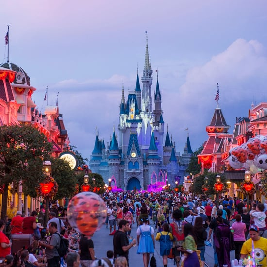 Mickey's Not-So-Scary Halloween Disney World Dates 2018