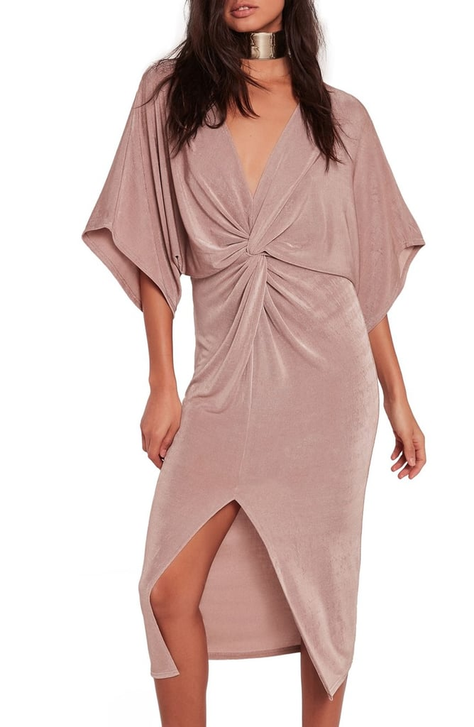 d683236807a Missguided Kimono Midi Dress ( 58)