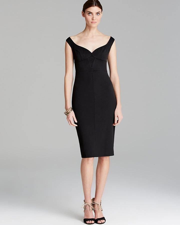 Low and Plunge Sweetheart-Neckline Cocktail Dresses  POPSUGAR Fashion