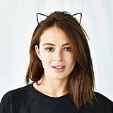 Ellie Ellie Cat Halloween Ears Headband