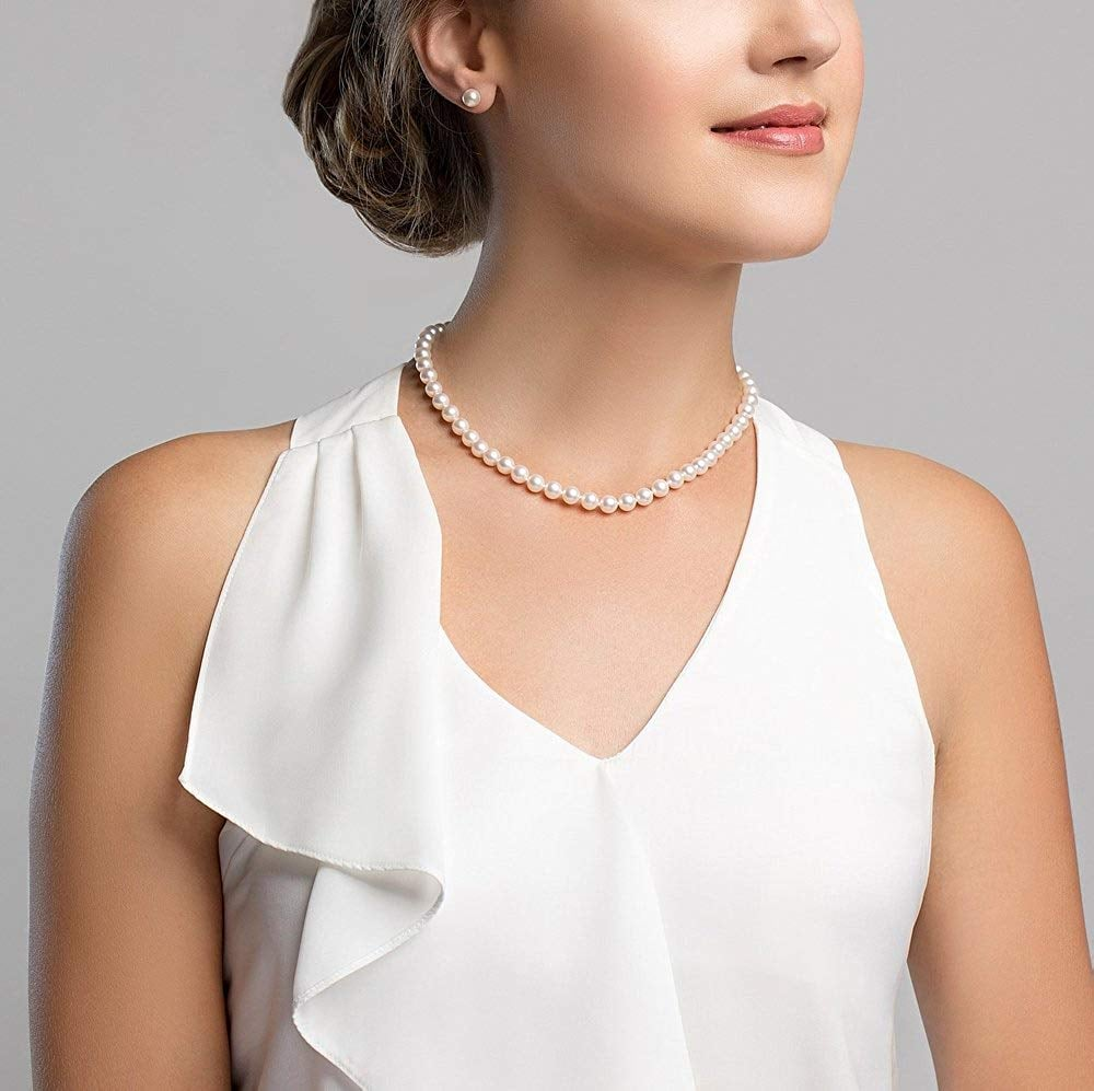 Amazon Pearl Necklace