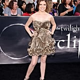 Anna Kendrick at the Eclipse Premiere in 2010