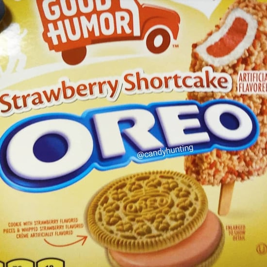 Good Humor Strawberry Shortcake Oreos