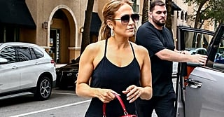 OMG! Jennifer Lopez Wrote Her Name on a $2,875 Valentino Bag, and It's the Stuff of Dreams