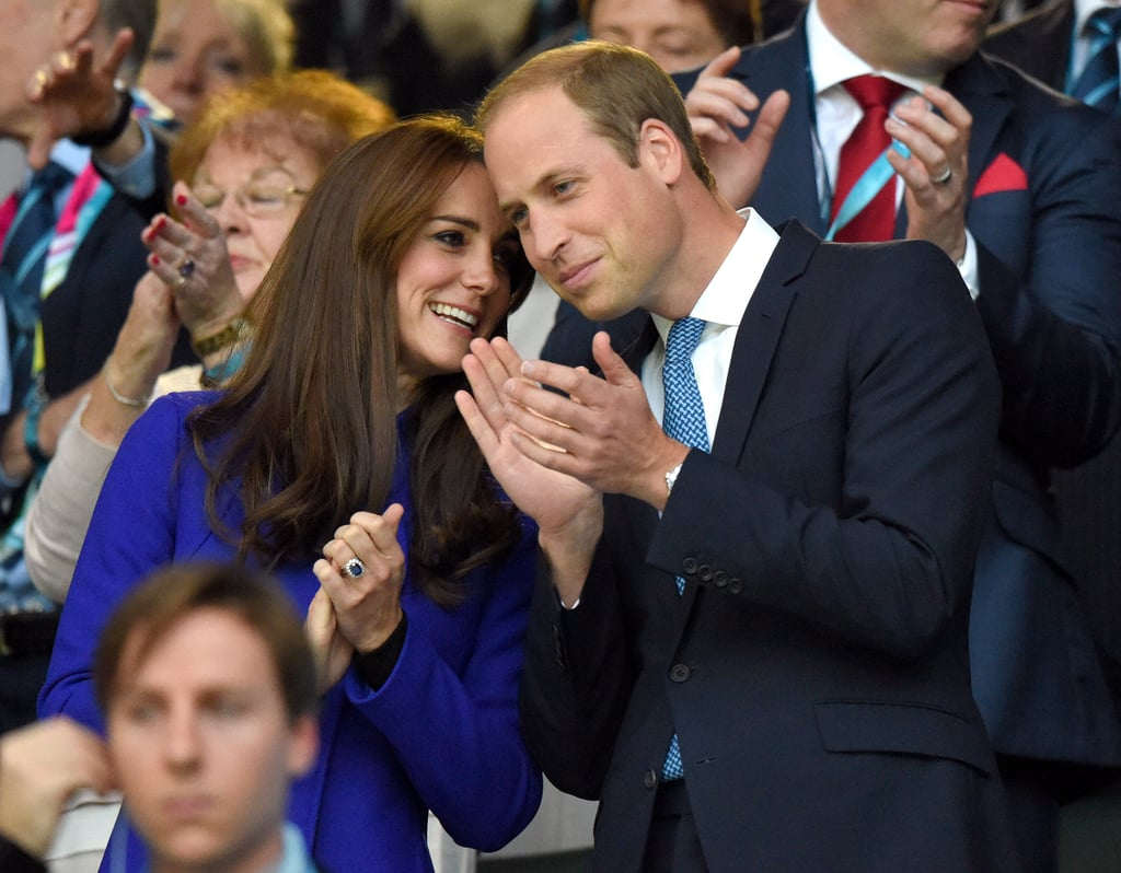 "Kate: ""I've no clue why we're clapping."""