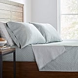Stone and Beam Starburst Cotton Sateen Bed Sheet Set
