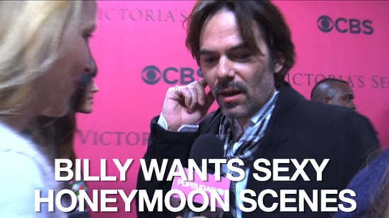 Video of Billy Burke Talking About the Breaking Dawn Honeymoon Scenes 2010-11-11 10:02:58