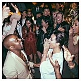 Kim Kardashian Celebrates Her Anniversary With New, Gorgeous Wedding Snaps