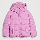 Equal parts girly and stylish, any kid will be thrilled to slip on this pink Kids ColdControl Max Puffer ($128).