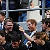 These Photos of Prince Harry Taking Selfies Will Bring You So Much Joy