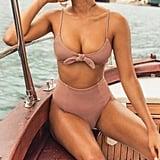 Elogoog High-Waisted Bikini