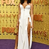 Indya Moore at the 2019 Emmys