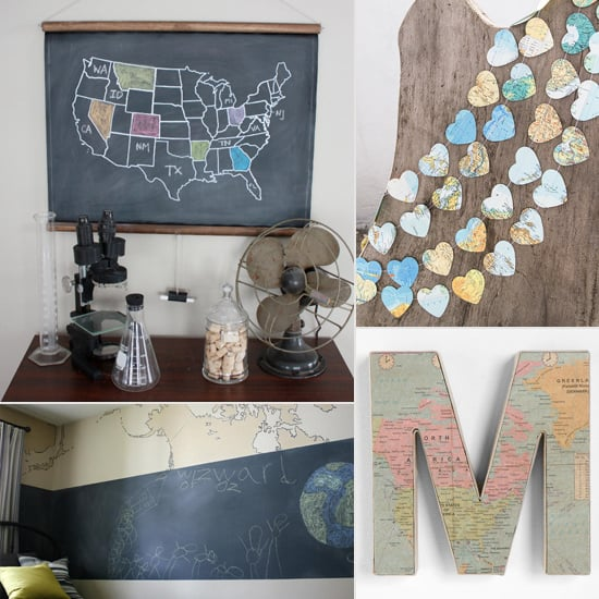 10 Great Decor Ideas For Globe-Trotting Tots
