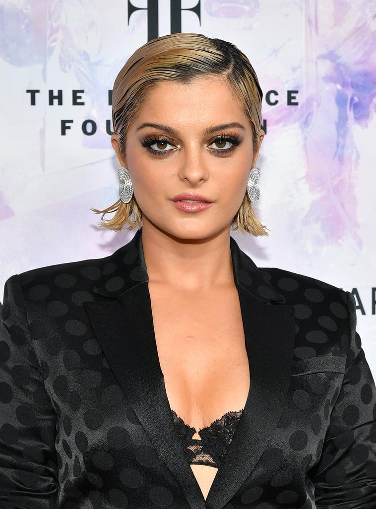 Bebe Rexha at the 2019 Fragrance Foundation Awards