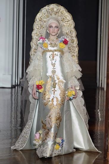 Christian Lacroix Fall 2009 Haute Couture