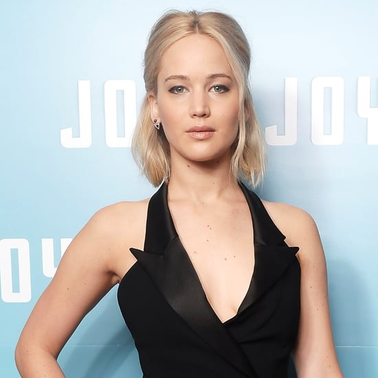 Jennifer Lawrence Glamour Video