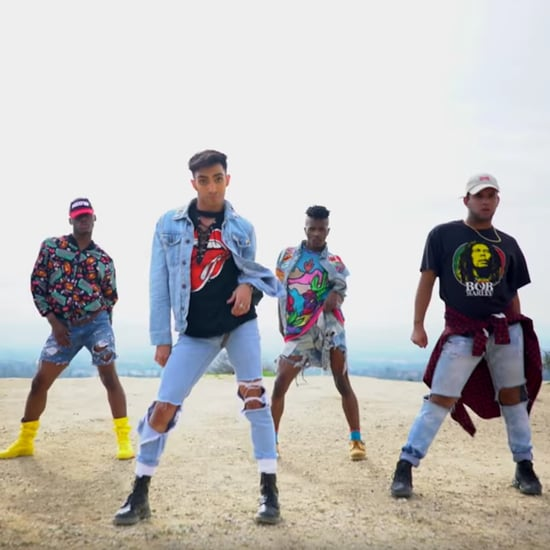 "Major Lazer ""Run Up"" Dance Video"