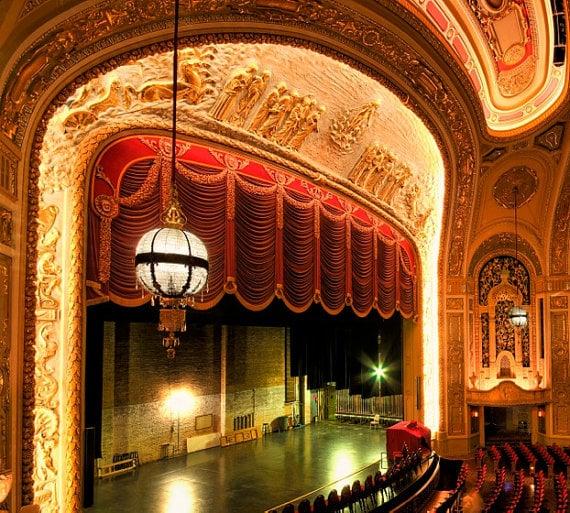 Rialto II Theater Photograph