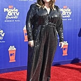 Melissa McCarthy at the 2019 MTV Movie and TV Awards