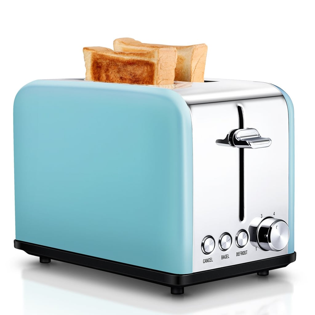 Small Retro Toaster | Teal Kitchen Appliances and ...