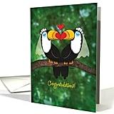Toucan wedding ($4)