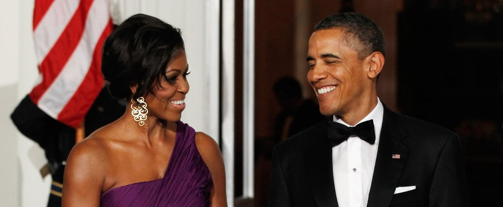 How Michelle Obama Really Feels About Barack Wearing the Same Tux For 8 Years Straight